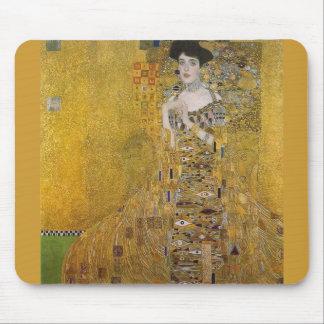 Retrato de Adela Bloch-Bauer de Gustavo Klimt Tapete De Ratones