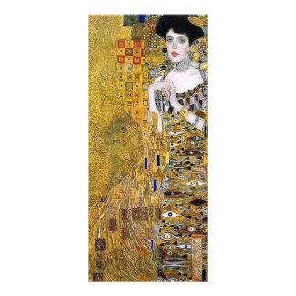 Retrato de Adela Bloch-Bauer de Gustavo Klimt Diseño De Tarjeta Publicitaria