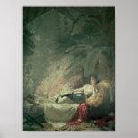Retrato de Adelaide Maria, condesa de Iveagh Impresiones