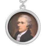 Retrato de Alexander Hamilton de Juan Trumbull Collares