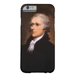 Retrato de Alexander Hamilton de Juan Trumbull Funda Para iPhone 6 Barely There