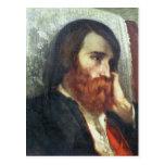 Retrato de Alfred Bruyas Postal