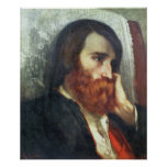 Retrato de Alfred Bruyas Póster