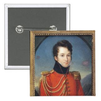 Retrato de Alfred de Vigny Pins