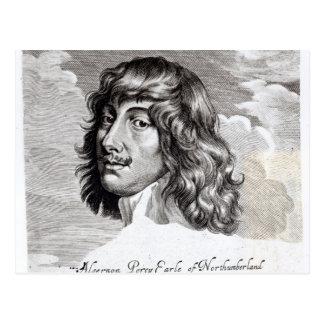 Retrato de Algernon Percy Postal