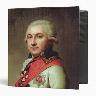 Retrato de almirante Jose de Ribas, después de