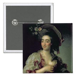 Retrato de Ana Davia-Bernucci, 1782 Pins