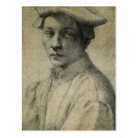 Retrato de Andrea Quaratesi de Miguel Ángel Postales