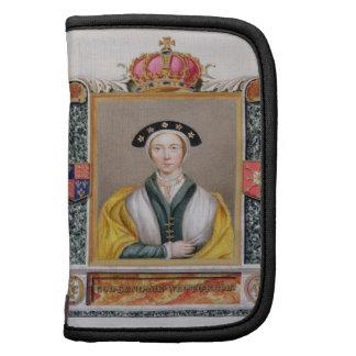 Retrato de Anne de 1515-57) 4tas reinas de Cleves  Planificador