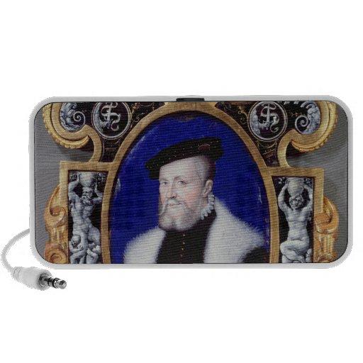 Retrato de Anne, primer duque de Montmorency iPod Altavoz
