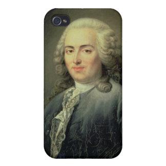 Retrato de Anne-Roberto-Jacques Turgot 1726 iPhone 4/4S Carcasa