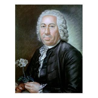 Retrato de Antoine Agustín Parmentier Postal