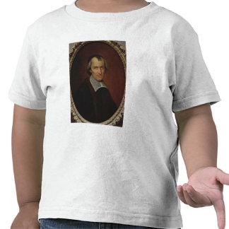 Retrato de Antoine Arnauld Camisetas