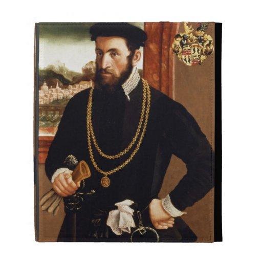 Retrato de Antón Rummel von Liechtenan
