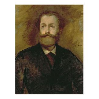 Retrato de Antonin Proust c.1877-80 Tarjetas Postales