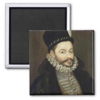 Retrato de Antonio Pérez Imán Cuadrado