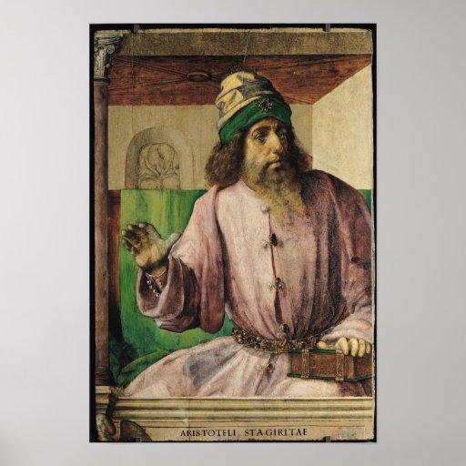 Retrato de Aristóteles, c.1475 Póster