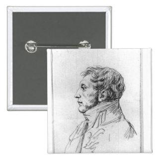 Retrato de Armand Agustín Louis Pins