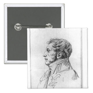 Retrato de Armand Agustín Louis Pin Cuadrado