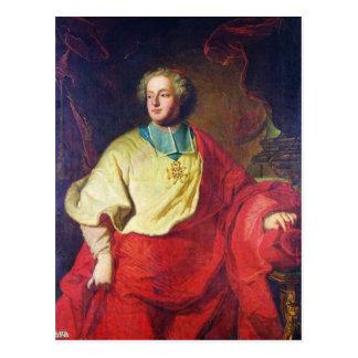 Retrato de Armand Gastón Maximiliano de Rohan Postales