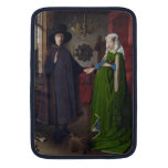 Retrato de Arnolfini - Jan van Eyck Fundas Para Macbook Air