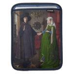 Retrato de Arnolfini - Jan van Eyck Fundas Para iPads