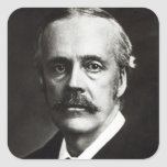 Retrato de Arturo James Balfour Colcomanias Cuadradases