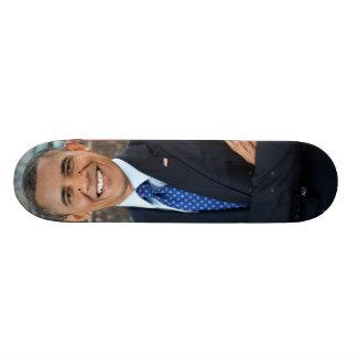 Retrato de Barack Obama Monopatines Personalizados