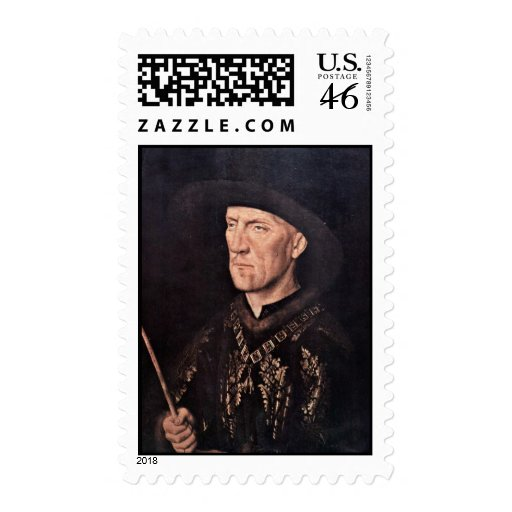 Retrato de Baudouin De Lannoy By Eyck enero Van (s Envio