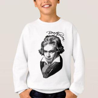 Retrato de Beethoven en las camisetas, tazas, Sudadera