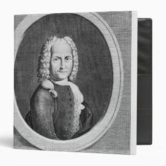 """Retrato de Benedetto Marcello Carpeta 1 1/2"""""""