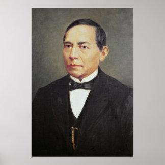 Retrato de Benito Juarez, 1948 Impresiones