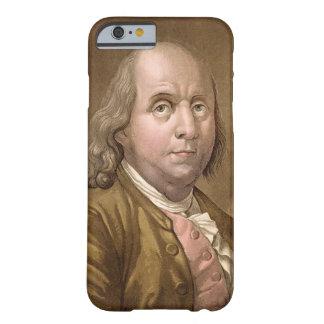 Retrato de Benjamin Franklin (1706-90), del 'Le Funda Barely There iPhone 6