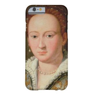 Retrato de Bianca Cappello c 1580 aceite en el