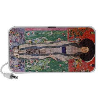 Retrato de Bloch-Bauer de Gustavo Klimt Notebook Altavoces