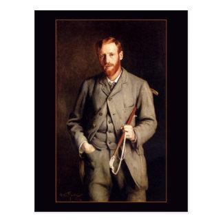 Retrato de Brother por el corte de Arturo Postales