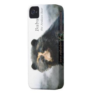 Retrato de Bubu Carcasa Para iPhone 4 De Case-Mate