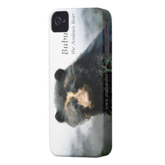 Retrato de Bubu iPhone 4 Case-Mate Protector