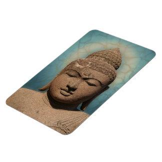 Retrato de Buddha Imanes Rectangulares