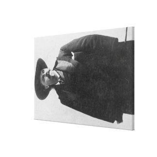 Retrato de Buffalo Bill Lienzo Envuelto Para Galerías
