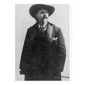 Retrato de Buffalo Bill Tarjetas Postales