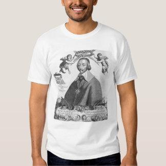 Retrato de Cardinal de Richelieu Polera
