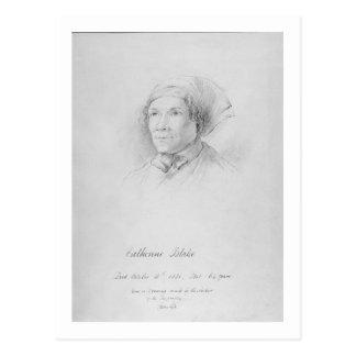 Retrato de Catherine Blake (1762-1831) después de  Postales