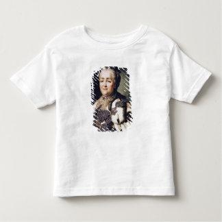 Retrato de Catherine II de Rusia Playera De Niño