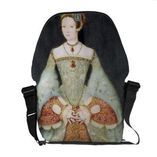 Retrato de Catherine Parr (1512-48), 1545 (color Bolsas De Mensajeria
