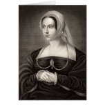 Retrato de Catherine Parr Tarjetas