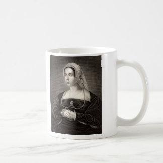 Retrato de Catherine Parr Taza