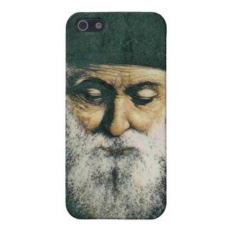 Retrato de Charbel del santo iPhone 5 Carcasa