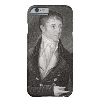 Retrato de Charles Brockden Brown (1771-1810), en Funda Para iPhone 6 Barely There