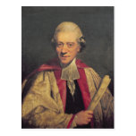 Retrato de Charles Burney, c.1781 Postales